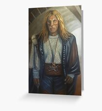 Ron Perlman as Vincent Greeting Card