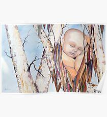 Gumtree Baby schlafen Poster
