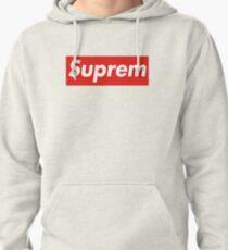 Suprem Supreme Pullover Hoodie
