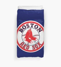 Boston Red Sox Duvet Cover