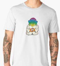 Rainbow Buddha Men's Premium T-Shirt