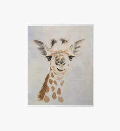 Giraffe Art Board