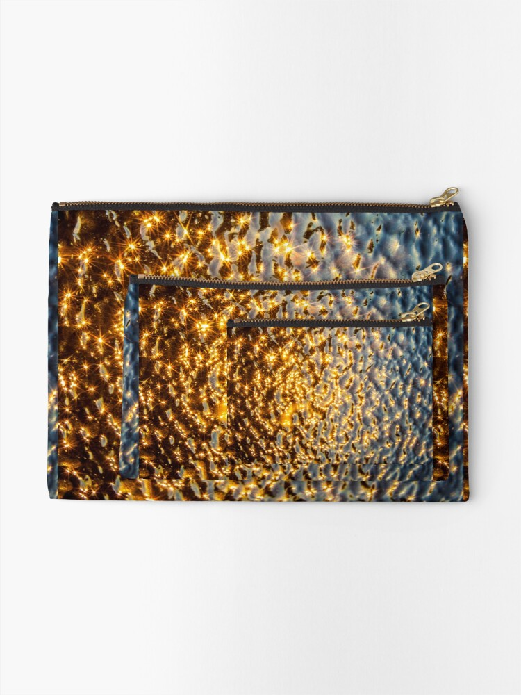Alternate view of Last Rays Zipper Pouch