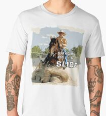 STAY COOL AND LET IT SLIDE Men's Premium T-Shirt