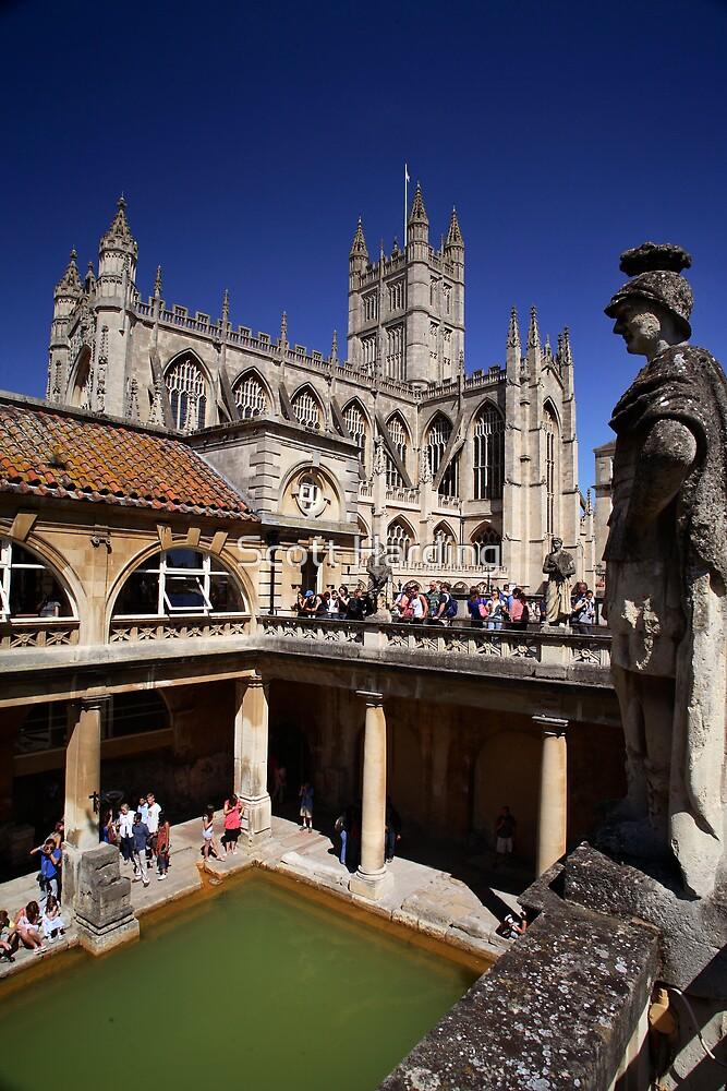 Roman Bath by Scott Harding