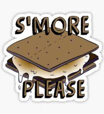 S'More Please Sticker