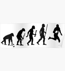 evolution sport Poster