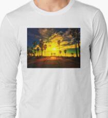 Venice Beach 1/28/16 #2 Long Sleeve T-Shirt