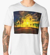 Venice Beach 1/28/16 #2 Men's Premium T-Shirt