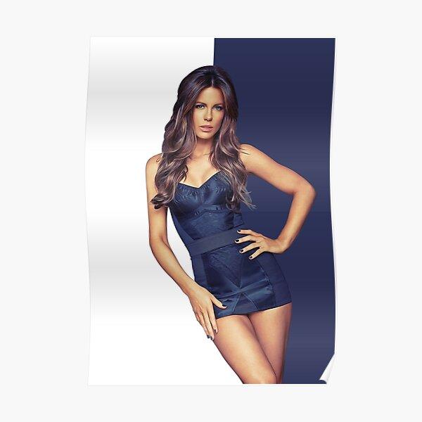 Kate Beckinsale - Celebrity (Oil Paint Art) Poster