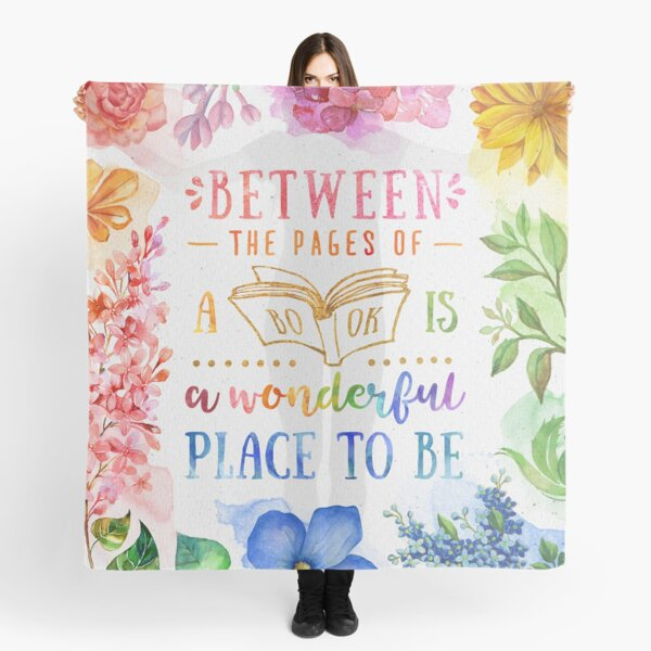Between the pages Scarf