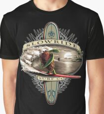 Slowride Surf Men S Surfing Graphic T-Shirt