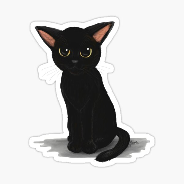 Little kitty Sticker