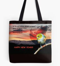 A BRAND NEW YEAR IS BORN!!! - NZ  Tote Bag