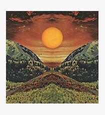 Sunset vibes Photographic Print