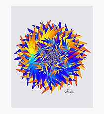 Abstract Colorful Fractal 52717 Photographic Print
