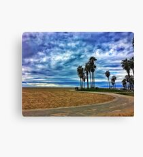 Venice Beach 10/30/16 #1 Canvas Print