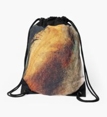 Abstract Painting Drawstring Bag