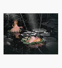 Enchanted Pond - version 2 Photographic Print