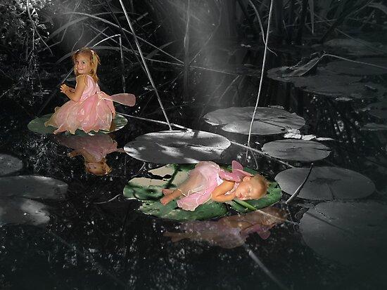 Enchanted Pond - version 2 by cheerishables