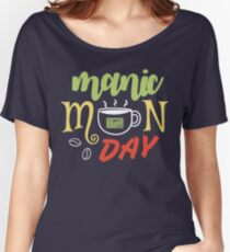 Week Collection 1 - Manic Monday Women's Relaxed Fit T-Shirt