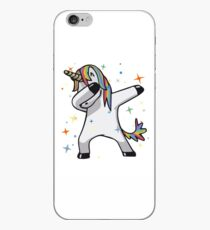 Original Unicorn Dab  iPhone Case
