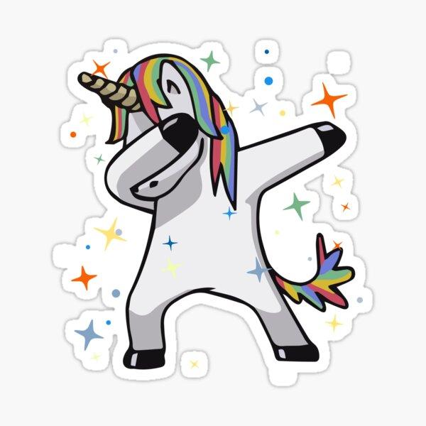 Unicorn Hoja Pegatina que creo en UNICORNIOS unicorn Fiesta temática 35 Pegatinas