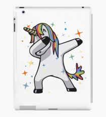 Original Unicorn Dab  iPad Case/Skin