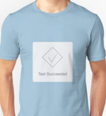 Test Succeeded (Light Version) T-Shirt