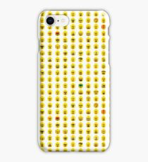The Many Faces of Lego iPhone Case/Skin