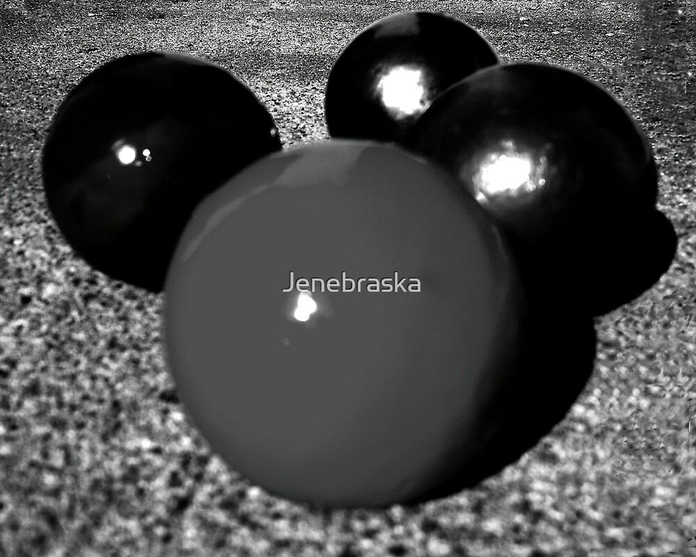 Spheres by Jenebraska