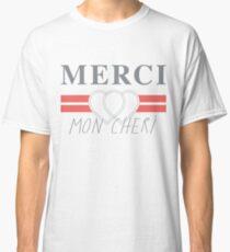 Top Shop Merci Mon Cheri Shirt Classic T-Shirt