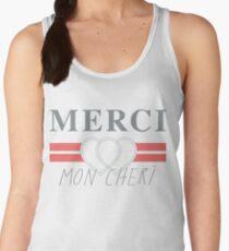 Top Shop Merci Mon Cheri Shirt Women's Tank Top