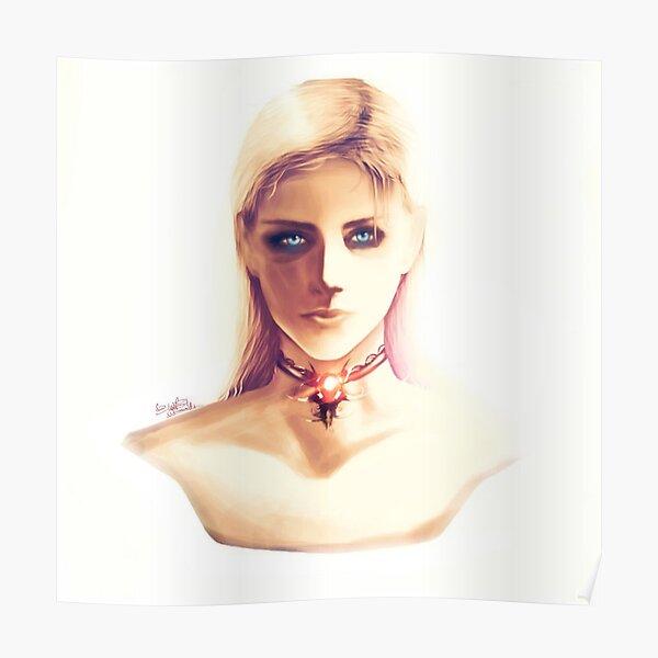 Alexia Ashford   Resident Evil Poster