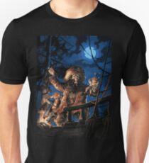 La maldición del Pirata T-Shirt