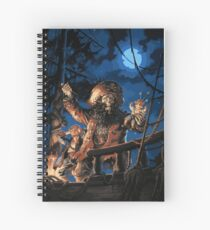 The curse of the Pirate Spiral Notebook