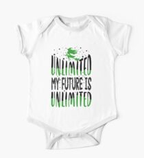 My Future is Unlimited - Musical Theatre One Piece - Short Sleeve