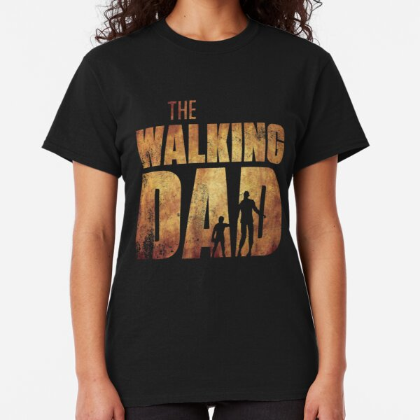 The Walking Dad Original Father's Day Zombie Shirt Classic T-Shirt