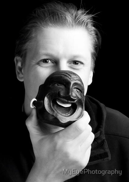 Happy Man by MyEyePhotography