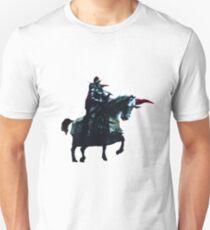 Medieval Chevalier Unisex T-Shirt