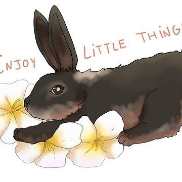 Enjoy little things by Reikiwie