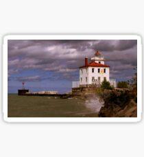 Fairport Harbor Lighthouse Sticker