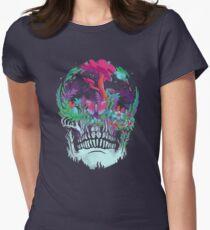 Camiseta entallada para mujer Mas allá de la muerte