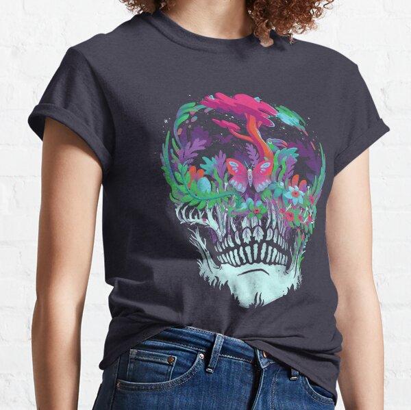 Mas allá de la muerte Camiseta clásica
