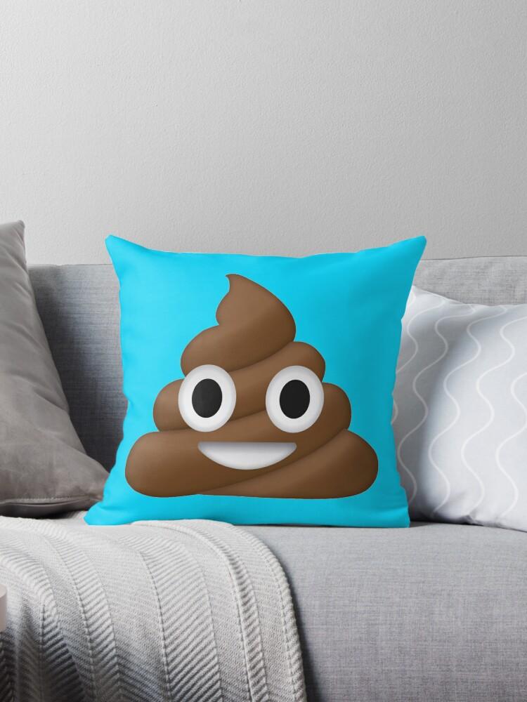 poop emoji by TastyArt