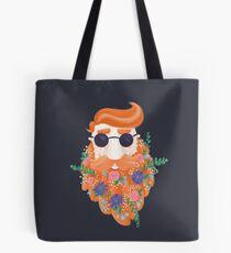 Redbeard Tote Bag