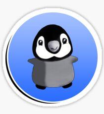 FatBaby I (Penguin) Sticker