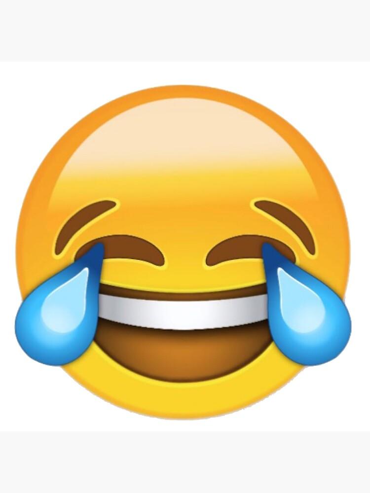 laughing emoji by TastyArt