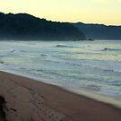 Sun, sand and surf by Jodi Webb