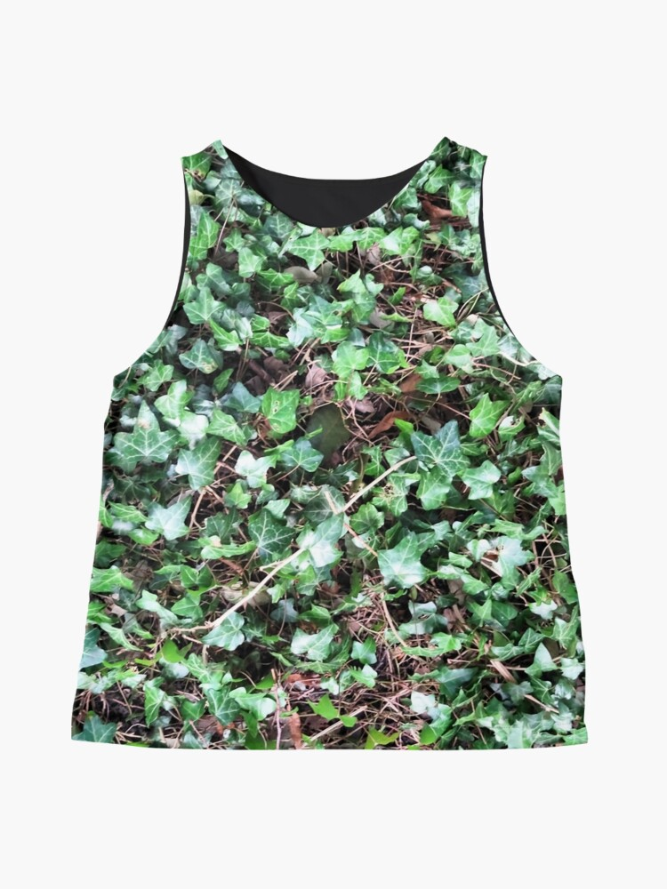 Alternate view of Tangled Ivy Bed Sleeveless Top